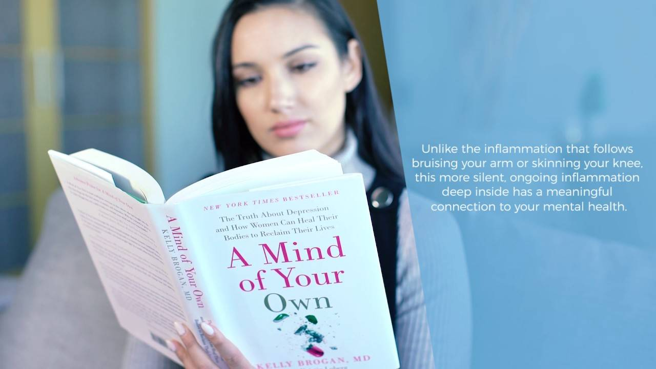 The media is so afraid of my friend's new health book, they blacklisted it. (A Mind Of Your Own)