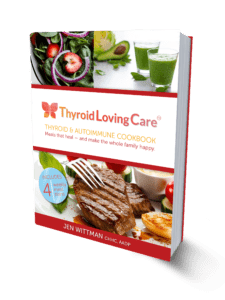 Thyroid Autoimmune Cookbook
