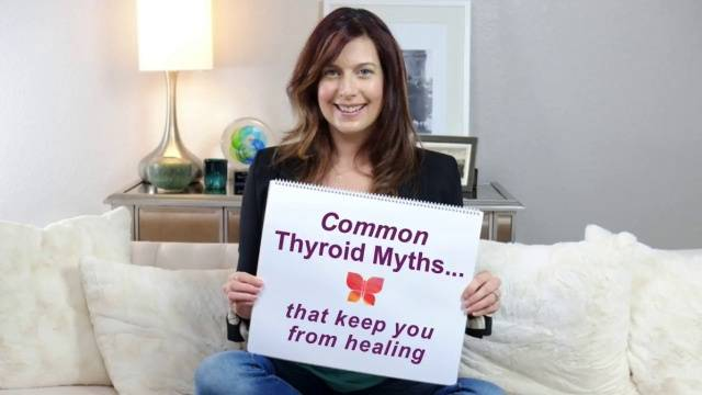 Common Thyroid Myths Keeping You Sick