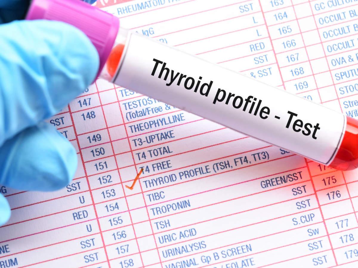 How do you read a full thyroid panel?